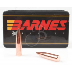 """BARNES - X-BULLET 224"""" 50GR..."""