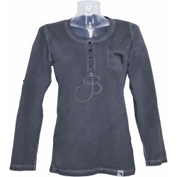 GLOCK HENLEY WOMEN SHIRT...