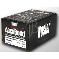 "NOSLER - ACCUBOND 277"" 100..."