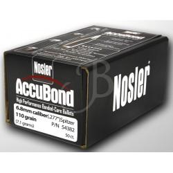 "NOSLER - ACCUBOND 277"" 110..."