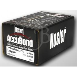 "NOSLER - ACCUBOND 277"" 130..."