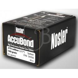 "NOSLER - ACCUBOND 277"" 140..."