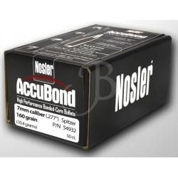 "NOSLER - ACCUBOND 284"" 160..."