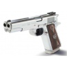 ARSENAL FIREARMS - AF2011-A1 STAINLESS / .45  ACP - .38 S.A