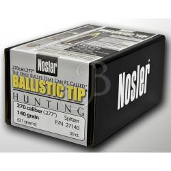 "NOSLER - BALLISTIC TIP 277""..."