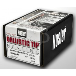 "NOSLER - BALLISTIC TIP 284""..."