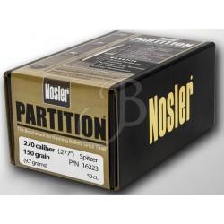 "NOSLER - PARTITION 277"" 150..."