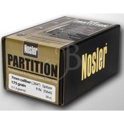 "NOSLER - PARTITION 284"" 175..."