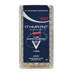 CCI CAL.17 HMR 17GR TNT 0053