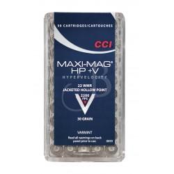 CCI CAL.22 WMR MAXI-MAG+V...