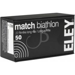 ELEY CAL.22 LR MATCH BIATHLON