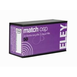 ELEY CAL.22 LR MATCH OSP