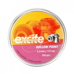 H&N EXCITE DIABOLO HOLLOW...