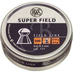 RWS DIABOLO SUPER FIELD 4.5...