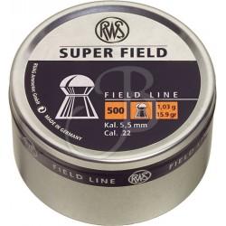 RWS DIABOLO SUPER FIELD 5.5...