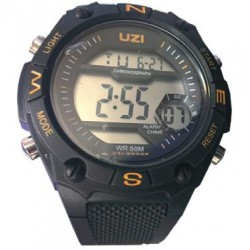 UZI Shock Digital Watch ZS01
