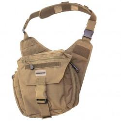 Humvee Shoulder Gear Bag Tan