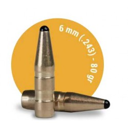 Fox Bullets 6MM | 80GR