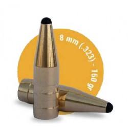 Fox Bullets 8MM   160GR