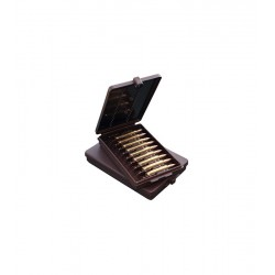 MTM RIFLE AMMO WALLET BROWN...