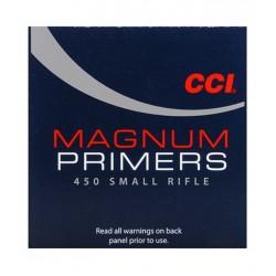 CCI 450 SMALL RIFLE MAGNUM...