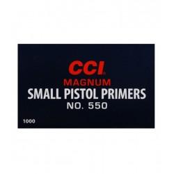 CCI 550 SMALL PISTOL MAG...