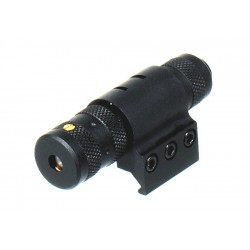 Laser rosso tactical...