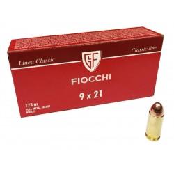 FIOCCHI MUNIZIONI CAL 9X21...