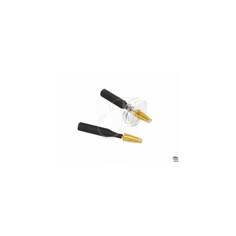 Giacche di tiro-pulsante di plastica AHG Anschutz NUOVO